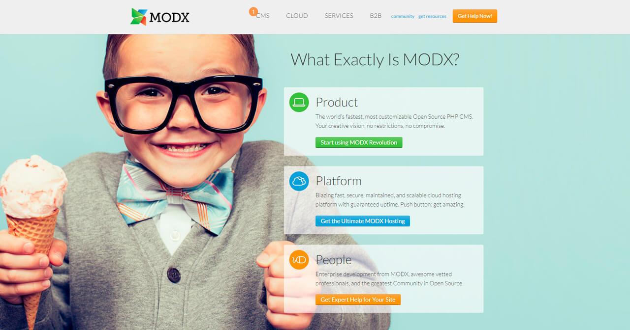 Обновление CMS MODX Revolution и безопасность